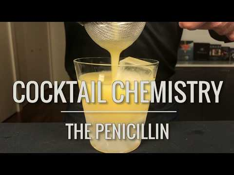 Basic Cocktails - How To Make The Penicillin
