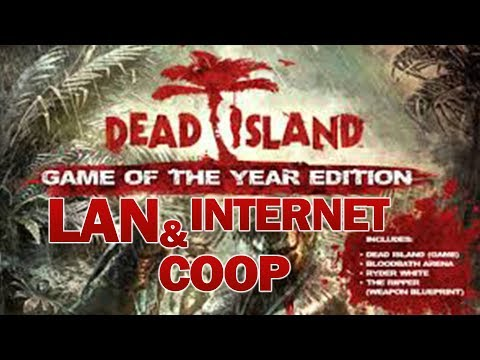 Tutorial: Play Dead Island with Tunngle or Hamachi [TUNNGLE ES] by