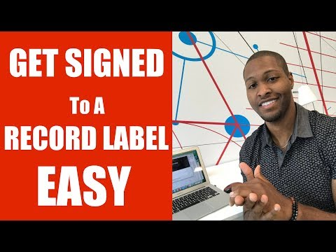 Easiest Way to Get Signed to a Record Label -  Get Signed for 1 Song!