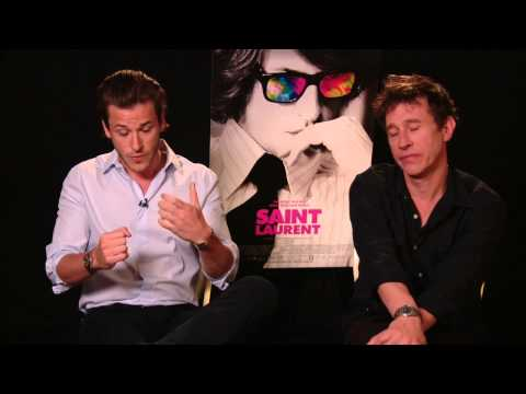 Saint Laurent: Gaspard Ulliel and Bertrand Bonello Exclusive Interview