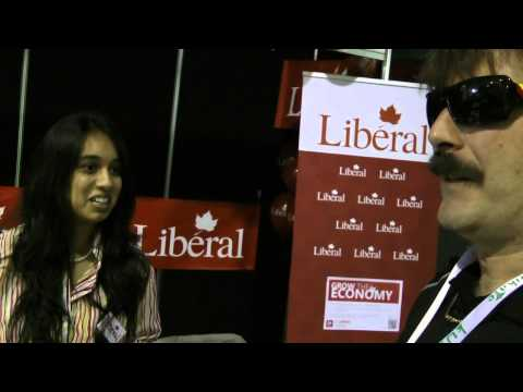 Vancouver Health Expo Liberal Party of Canada