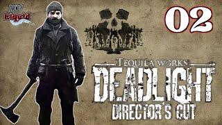 Deadlight Director's Cut Gameplay Deutsch PS4 #02 - Schlachteraxt