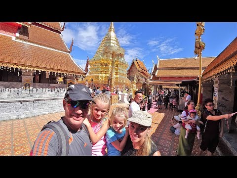 #42. CHIANG MAI, THAILAND - What's Happening at DOI SUTHEP Temple & HMONG Village?