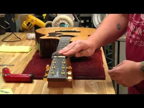 Cleaning and Polishing your Guitar