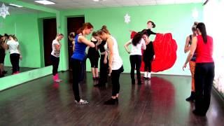 Характерный народный танец для детей от 5 до 10 лет. Хореограф Ольга Киенко
