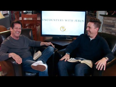 Encounters With Jesus | Healing The Blind Man