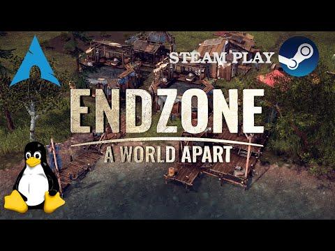 Endzone - A World Apart - Steam Play | Gameplay |