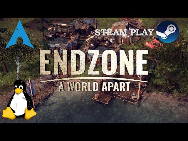 Endzone - A World Apart - Steam Play | Gameplay