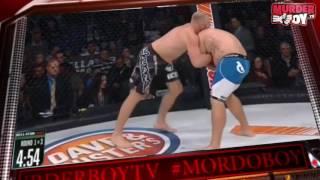 16 секунд Сергея Харитонова обзор боя