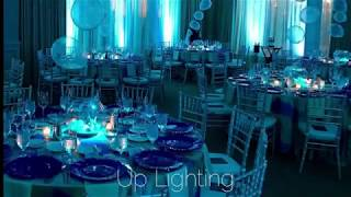 DiBOX events | Theme Lighting | Tarpon Fall Ball 2017