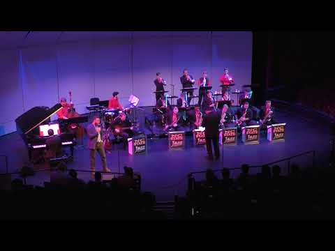NC State Jazz Ensemble 1: Fly Me To The Moon (Fall 2017)