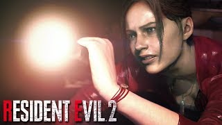 Resident Evil 2 CLAIRE REDFIELD Part 1