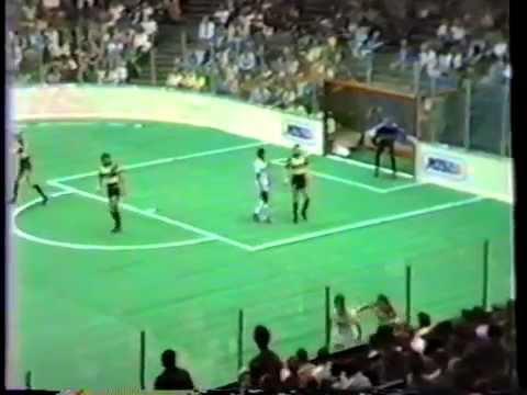 San Diego Sockers vs Minnesota Strikers, 1984-85 MISL Season