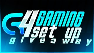 Four Full Gaming Set Up Giveaways!