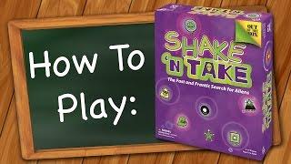 How to Play: Shake 'N Take