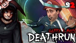 Instructions Unclear: DEAD! (Garry's Mod: DeathRun - Part 92)