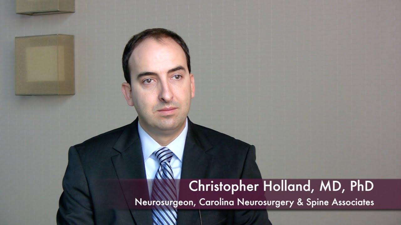 Christopher Holland Md Phd Carolina Neurosurgery Spine