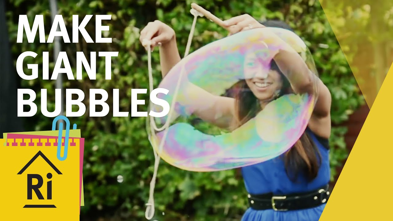 how to make the best soap bubbles