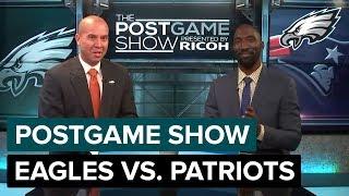 Philadelphia Eagles vs. New England Patriots Postgame Show | Preseason Week 2