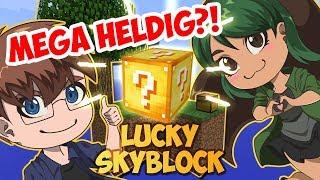 SUPER HELDIG? - Lucky Skyblock #2 - Minecraft Ekspeditionen