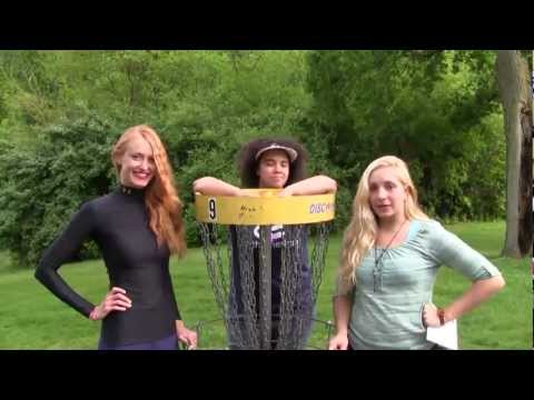 The Disc Golf Guy - Vlog #111 - Women Disc Golfers at the PDGA Women's Global Event