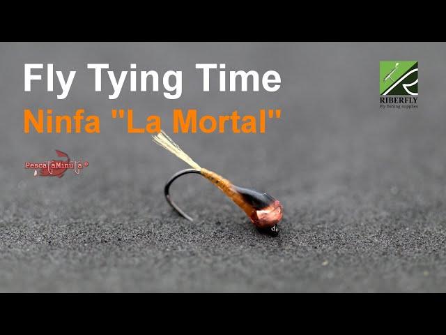 RIBERFLY - Fly Tying Time Cap. XV - Ninfa