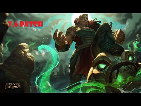 The Serpent Illaoi vs Camille - Top - Victory - Challenger Tier EUW - patch 7.6 - Season 7