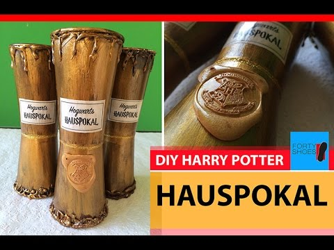 diy zauberst be selbst gemacht harry potter party magic. Black Bedroom Furniture Sets. Home Design Ideas