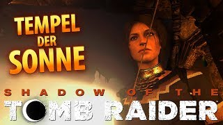Shadow of the Tomb Raider #022 | Der Tempel der Sonne | Gameplay German Deutsch thumbnail