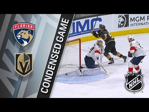Florida Panthers vs Vegas Golden Knights – Dec. 17, 2017 | Game Highlights | NHL 2017/18.Обзор матча