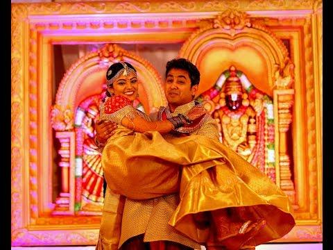 Beautiful Indian Wedding - Kummi Adi - Dinesh Weds Vivetha - [HINDU WEDDING] - Sillunu Oru Kaadhal