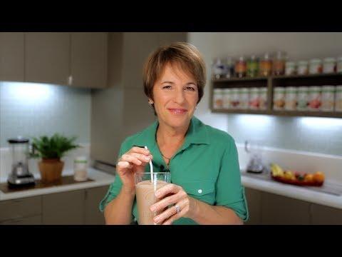 How to make a NUTTY CHOCOLATE Herbalife Formula 1 Shake   Herbalife Advice Ep.11