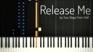 """Release Me"" by Two Steps From Hell (Piano)"