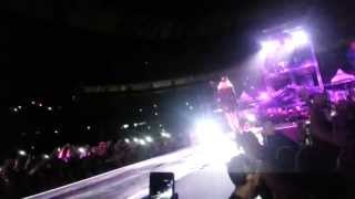 If I Were a Boy + Intro Get Me bodied (Live in Fortaleza)