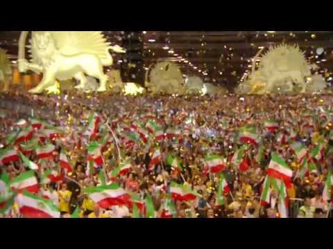Maryam Rajavi on speech at Iranian Conference in Paris 22-06-2013