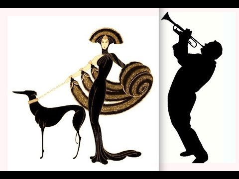 Vintage Jazz / Art Deco