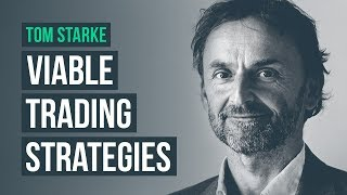 Detective work leading to viable trading strategies · Tom Starke