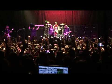 Wanted Man - Ratt at The Palladium in Worcester MA 6-17-17