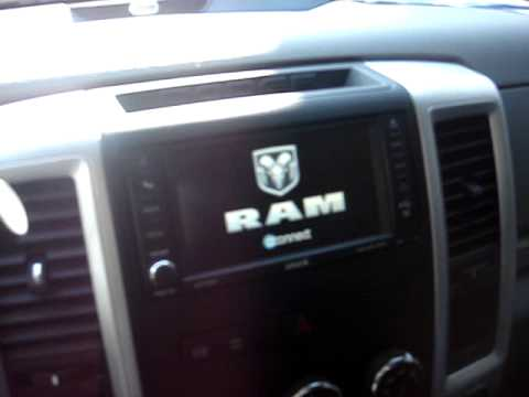 2012 Dodge Ram Camera Mpg Youtube