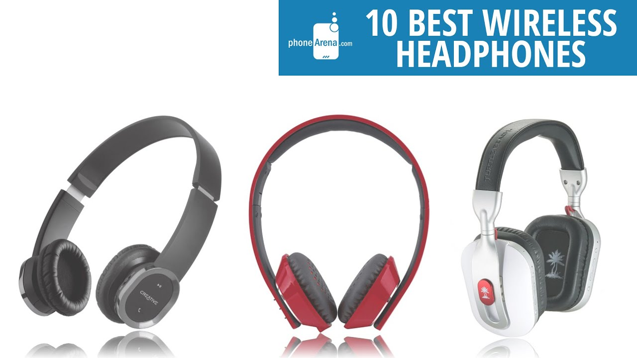 603f9ba3d61 10 best wireless headphones for your Android, iPhone, and other Bluetooth  devices