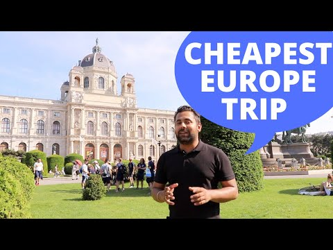 Episode 1 - Prague, Budapest & Vienna  @ Rs.15,000 Each! Che