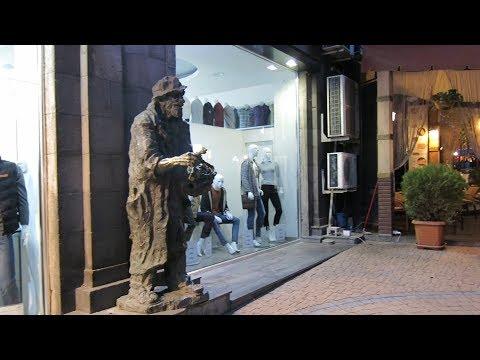 Yerevan, 08.10.17, Sa, Video-2, (на рус.), улица Абовяна (ч.2).