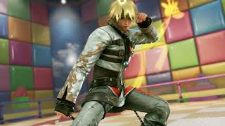 Download Video Tekken 7 Leo - All Intros, Rage Art and Win Poses HD MP3 3GP MP4