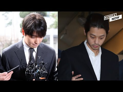 Prosecution requests prison sentences for two S. Korean singers over group sexual assault