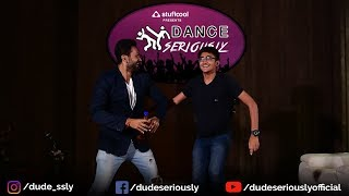 DANCE SERIOUSLY SEASON 2 FT. STUFFCOOL | DUDE SERIOUSLY