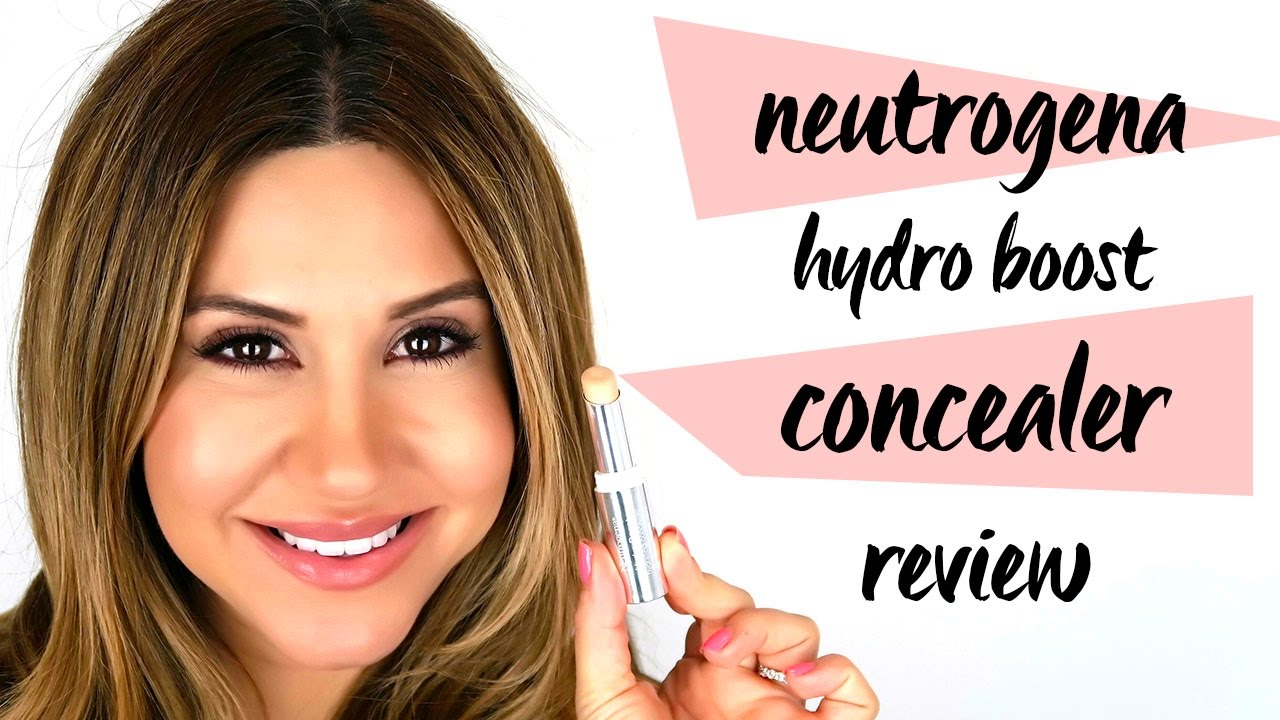 Download Neutrogena Hydro Boost Hydrating Concealer Images