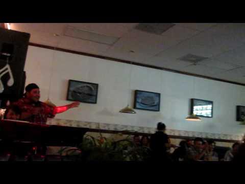 Karaoke at Thai Orchid