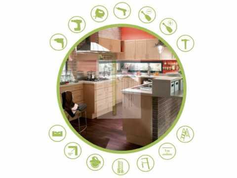 vogica guide de la cuisine pr t poser youtube. Black Bedroom Furniture Sets. Home Design Ideas