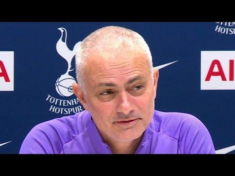 Jose Mourinho FULL Pre-Match Press Conference - Aston Villa V Tottenham - Premier League