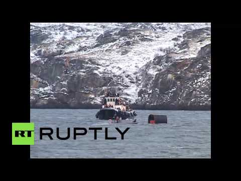 Russia: Watch K-329 Severodvinsk perform rescue hatch drill